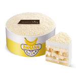 바나나케이크설빙