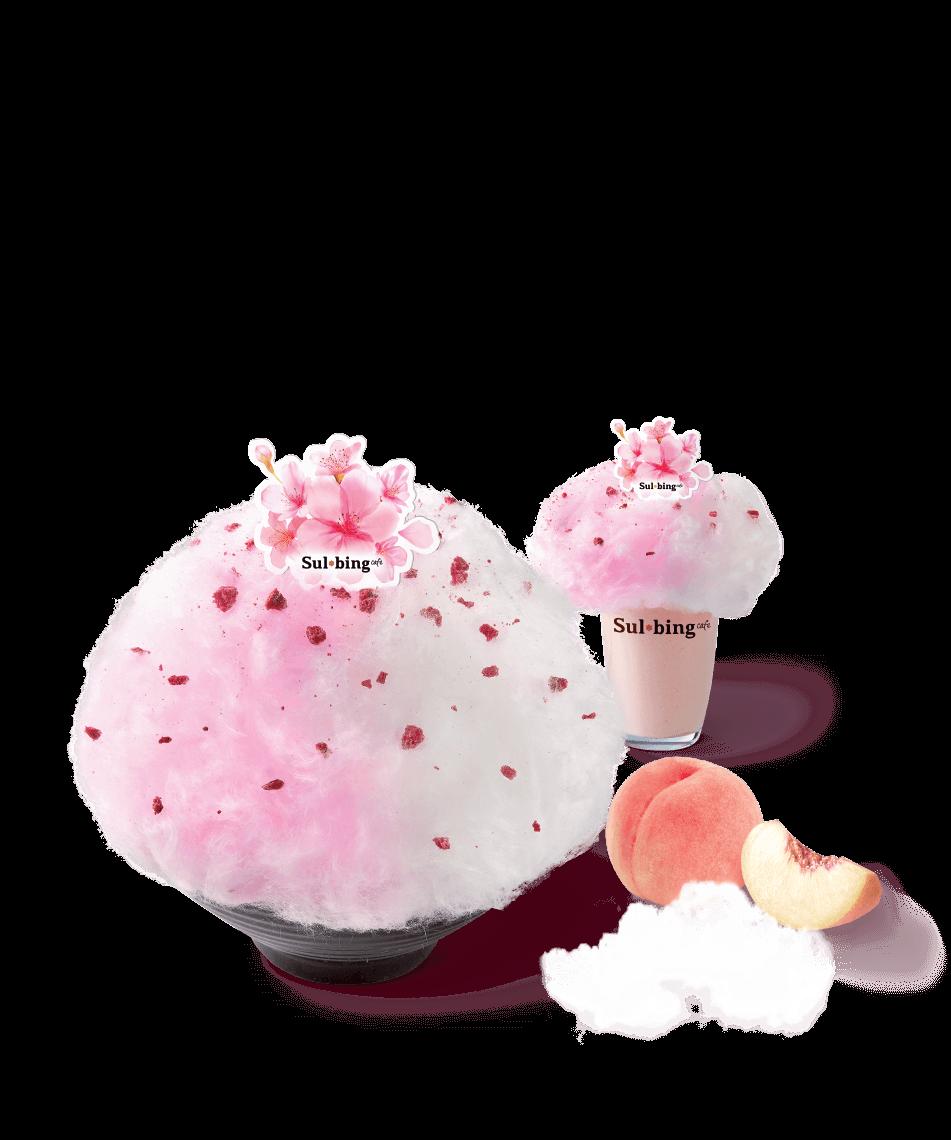 핫초코 마시멜로 설빙 12,500원